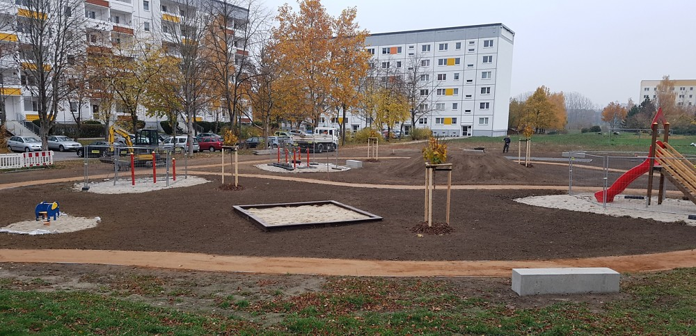 Spielplatz Auenblick