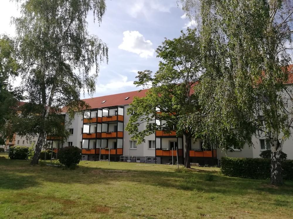 Blick zur Sauerbruchstraße 3 bis 7